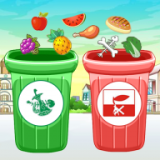 垃圾分类模拟