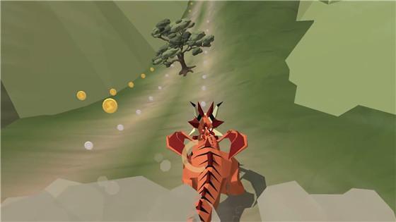 奔跑小恐龙游戏