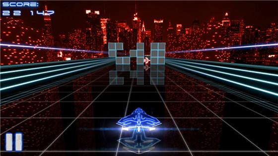 霓虹都市游戏