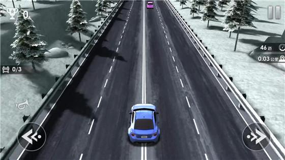 真实模拟直线超车无限金币版